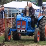 2016 Fordson tractor