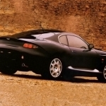 1998 Aston Martin Project Vantage Concept Car