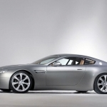 2003 Aston Martin AMV8 Concept Car