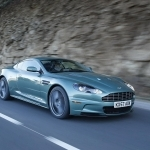 2008 Aston Martin DBS Racing Green