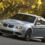 2008 BMW M3 Coupe US Version