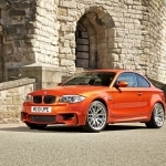 2011 BMW 1 Series M Coupe UK Version