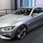 2013 BMW 4 Series Coupe Concept