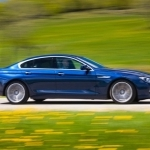 2013 BMW 6 Series Gran Coupe UK Version