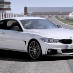 2014 BMW 2 Series Coupe with M Performance Parts