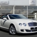 2010 Bentley Continental GTC