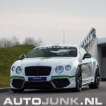 2014 Bentley Continental GT3 Racecar