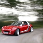 2003 Brabus Smart Roadster Coupe V6 biturbo