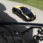 2014 Bugatti Veyron Grand Sport Vitesse 1of1