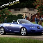 2001 Buick 2 2 Bengal Roadster Concept