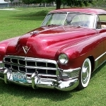 1949 Cadillac DeVille Coupe