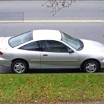 2001 Chevrolet Cavalier Coupe