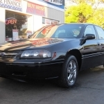 2001 Chevrolet Impala Police Package