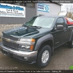 2004 Chevrolet Colorado LS Regular Cab