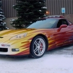 2006 Chevrolet Corvette Z06 Daytona 500 Pace Car