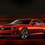 2010 Chevrolet Camaro Red Flash Concept