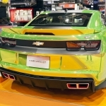 2012 Chevrolet Camaro 67 Hot Wheels Concept