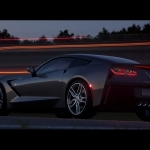 2014 Chevrolet Corvette Stingray Convertible EU Version