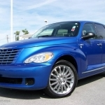 2007 Chrysler PT Street Cruiser Pacific Coast Highway
