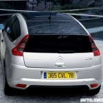 2005 Citroen C4 Coupe with Panoramic Sunroof