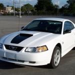 1999 Ford Mustang 35th Anniversary