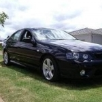 2002 Ford BA Falcon XR6 Turbo