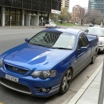2002 Ford BA Falcon XR8