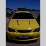 2004 Ford BA MkII Falcon XR8