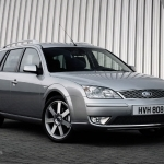 2007 Ford Mondeo Wagon Concept