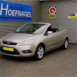 2008 Ford Focus Coupe Cabriolet