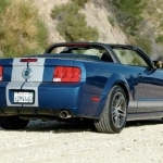 2008 Ford Mustang Shelby GT H Convertible