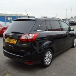2011 Ford Grand C MAX