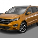 2015 Ford Edge new