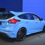 2016 Ford Focus RS new