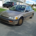 1988 Honda Civic Sedan