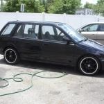 1990 Honda Civic Wagon