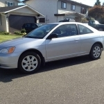 2003 Honda Civic Coupe