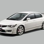 2007 Honda Civic Type R Sedan