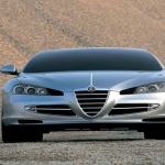 2017 Alfa Romeo Visconti Concept ItalDesign