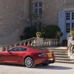 2017 Aston Martin DBS Infa Red