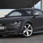 2017 Audi TTS Roadster competition