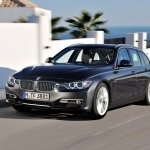 2017 BMW 3 Series Touring