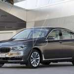 2017 BMW 5 Series Security
