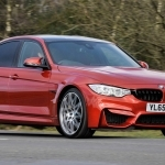 2017 BMW M3 Saloon UK Version