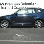 2017 BMW X3 Limited Sport Edition
