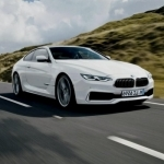 2017 BMW 6 Series Coupe Concept