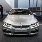 2017 BMW 4 Series Coupe Concept