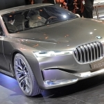 2017 BMW Vision Future Luxury Concept