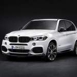 2017 BMW X5 with M Performance Parts