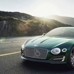 2017 Bentley EXP Speed 8